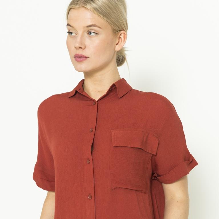 Two / W Shirt Shirt